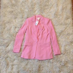 H&M Pink Blazer - Size 6